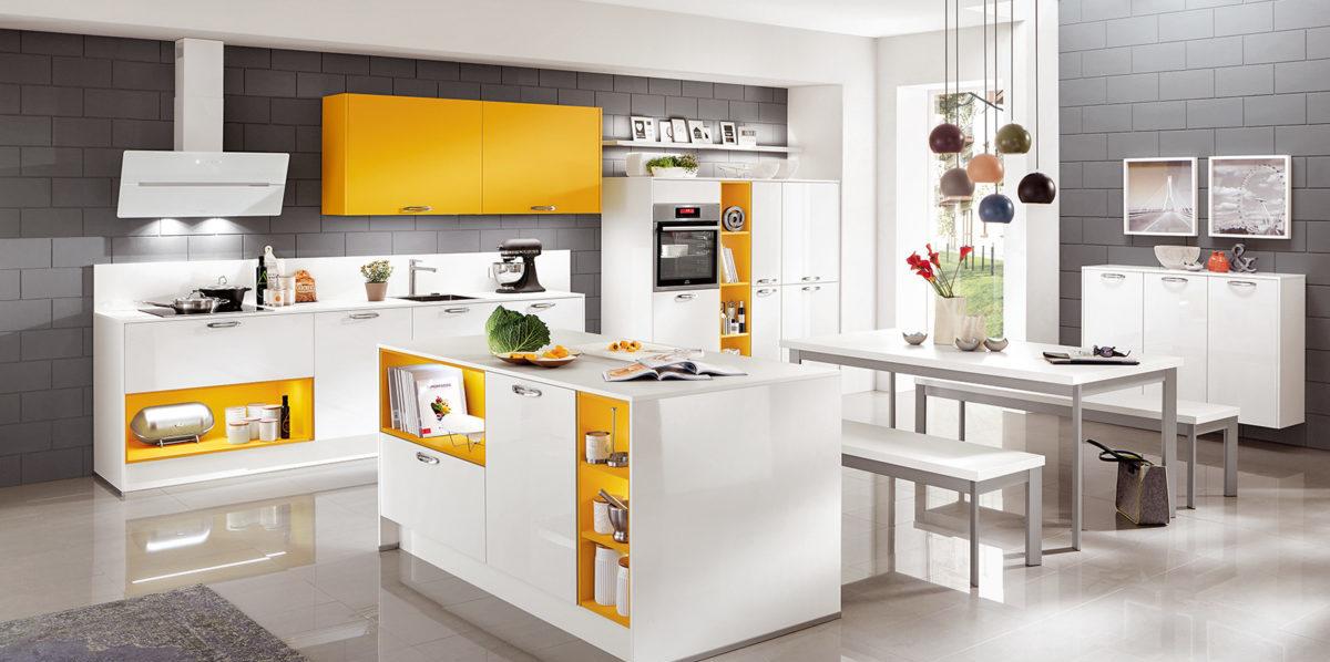 современные кухни nobilia
