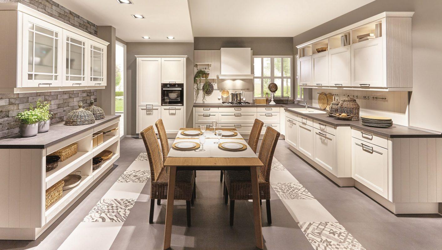Кухня-столовая nobilia York