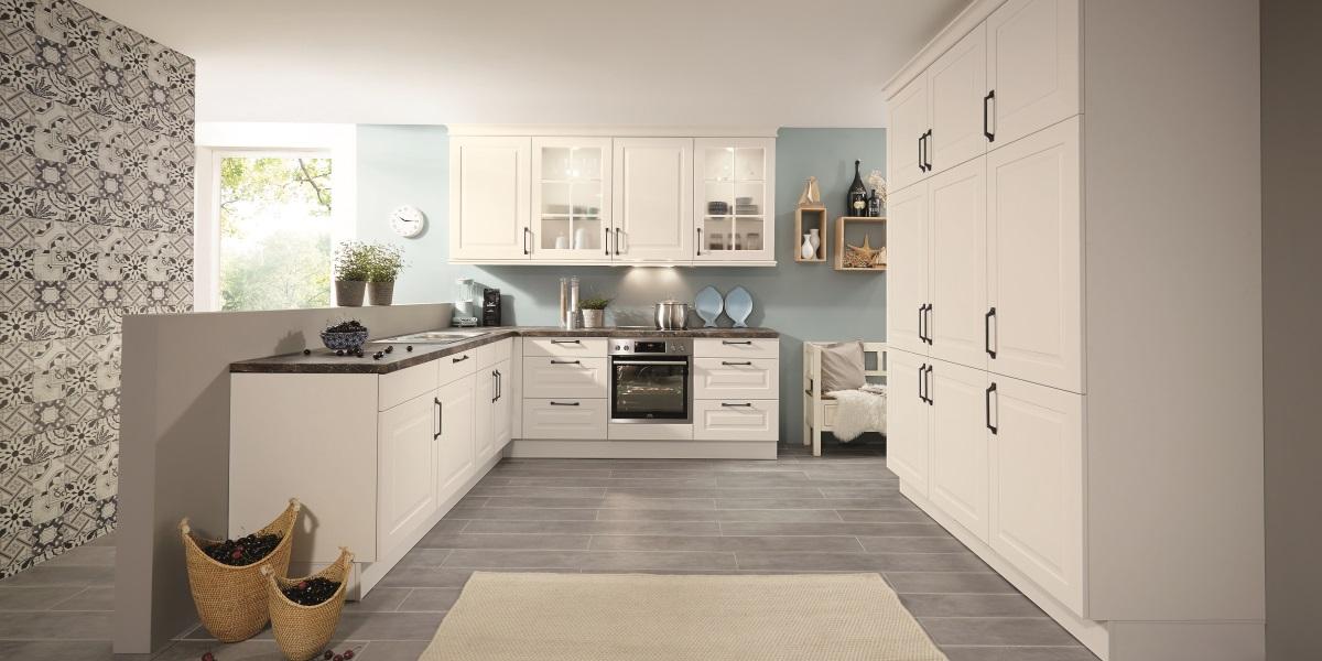 Угловая кухня Sylt 849, nobilia