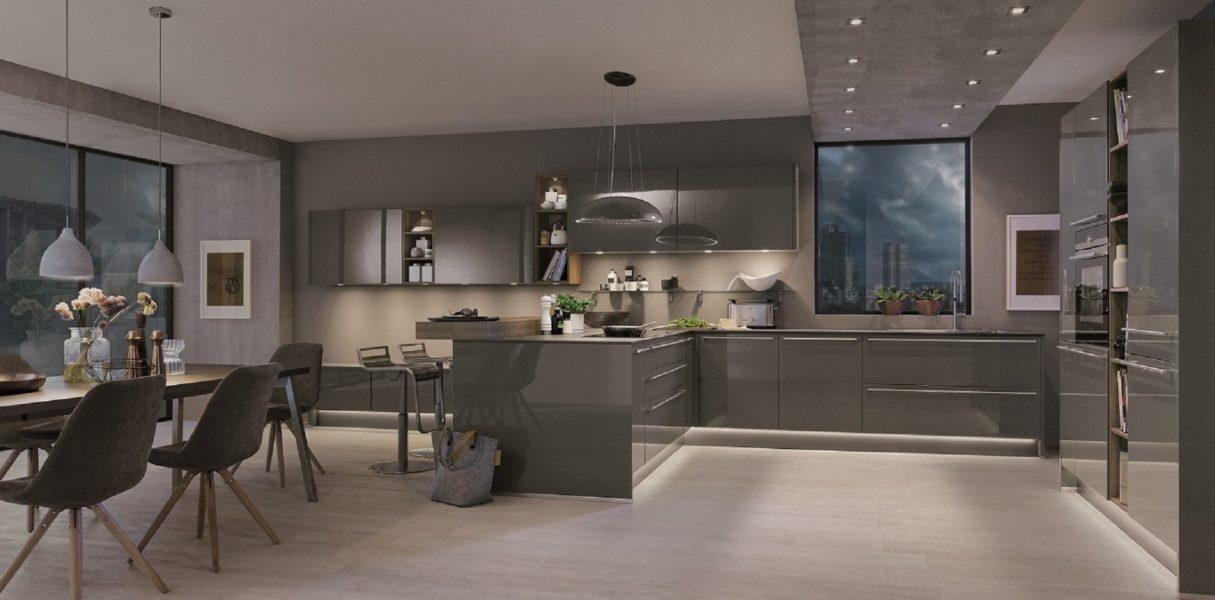 Кухня nobilia Lux