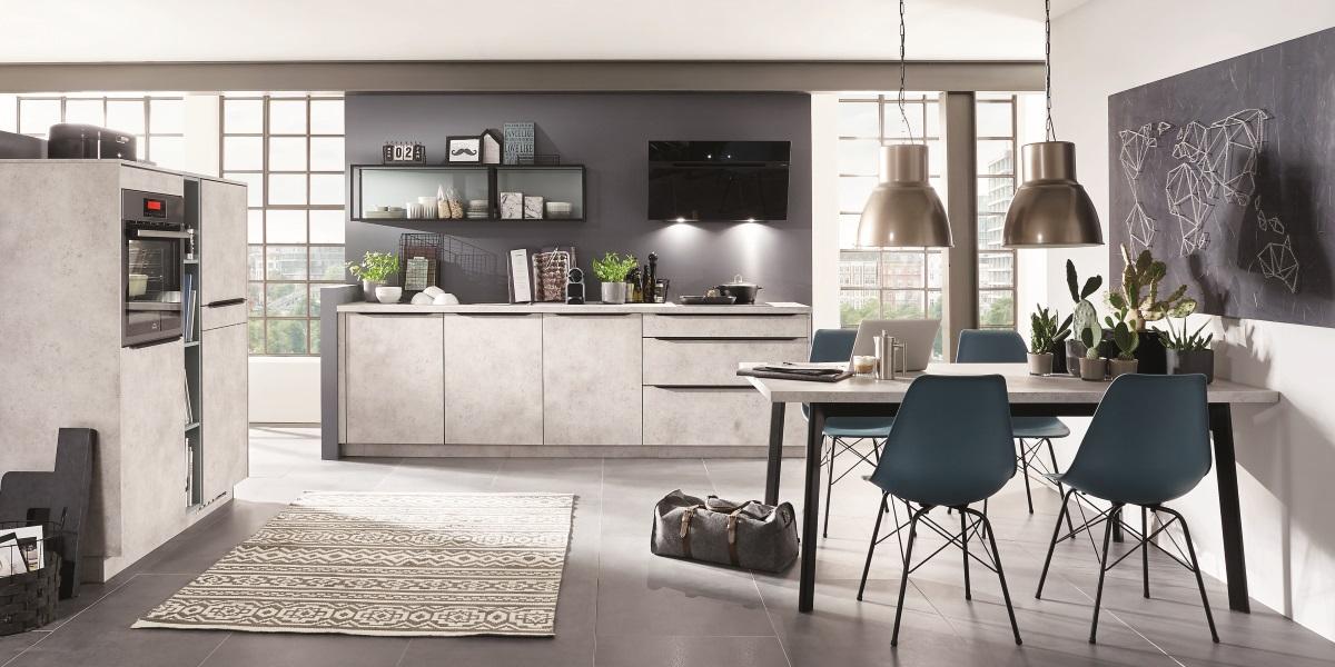 Кухня Speed, nobilia