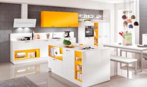 кухня nobilia Focus