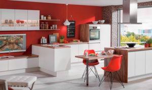 современная кухня nobilia
