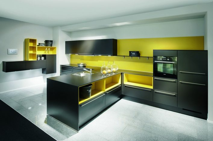 кухни nobilia
