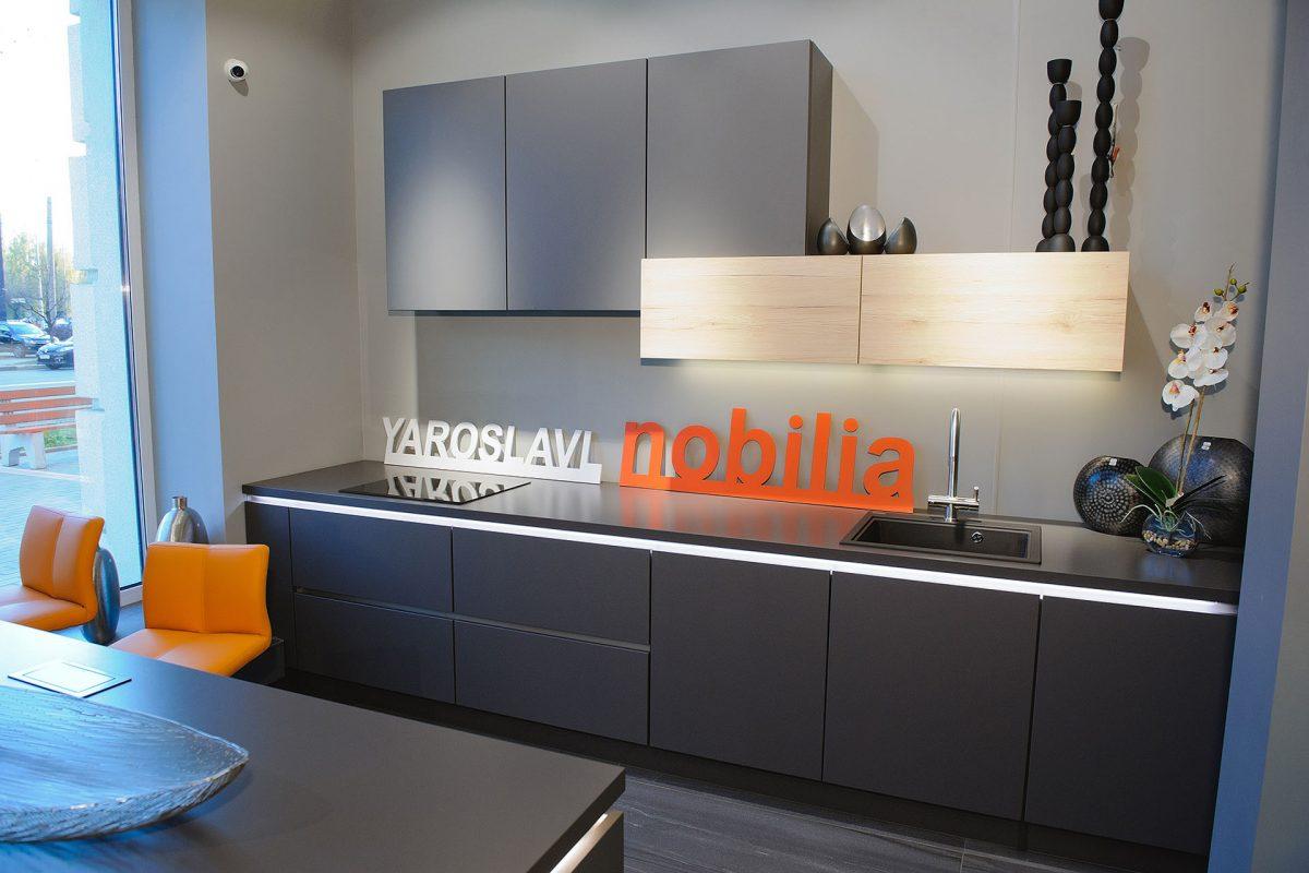 кухня nobilia touch