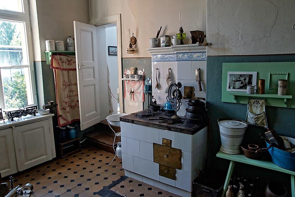 Кухня: от печи к просторному интерьеру