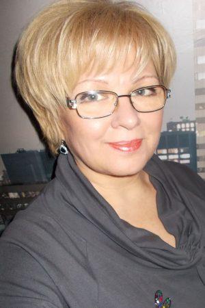 Лариса Ронзина