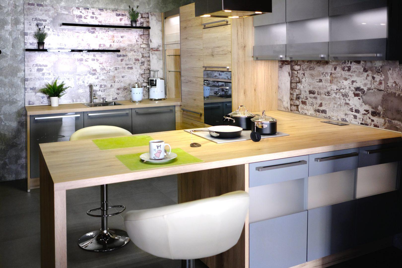 Кухня Riva + Focus