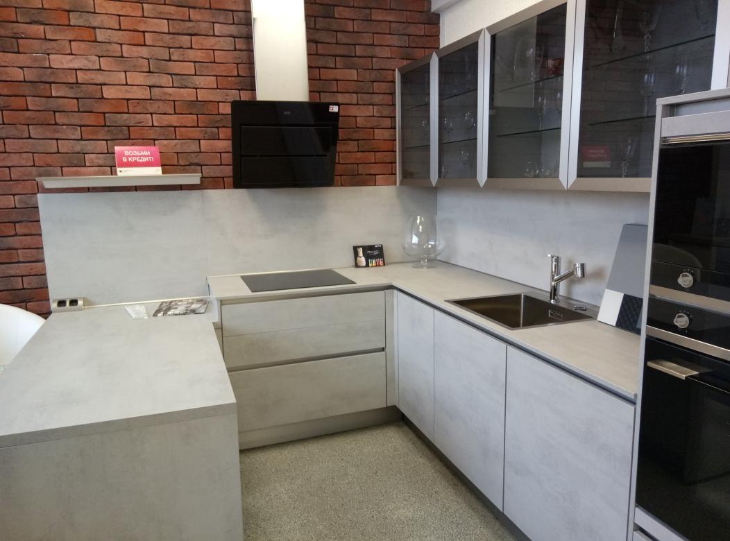 Кухня Riva Beton