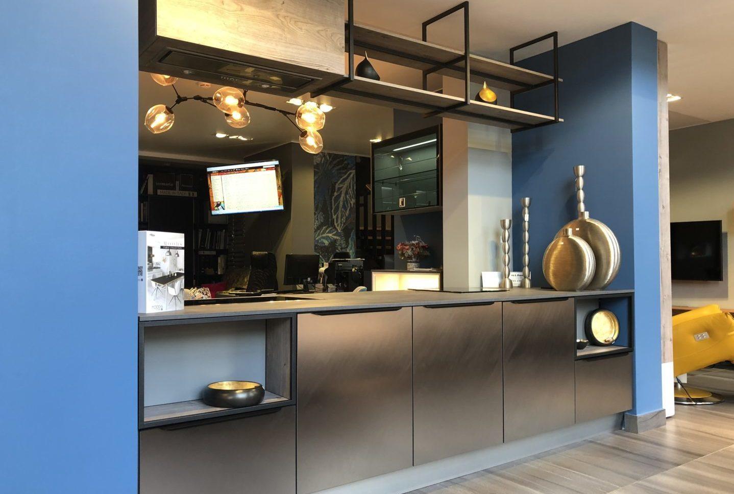 Кухня Riva + Inox