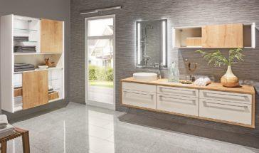 Мебель для ванной Lux&Rio