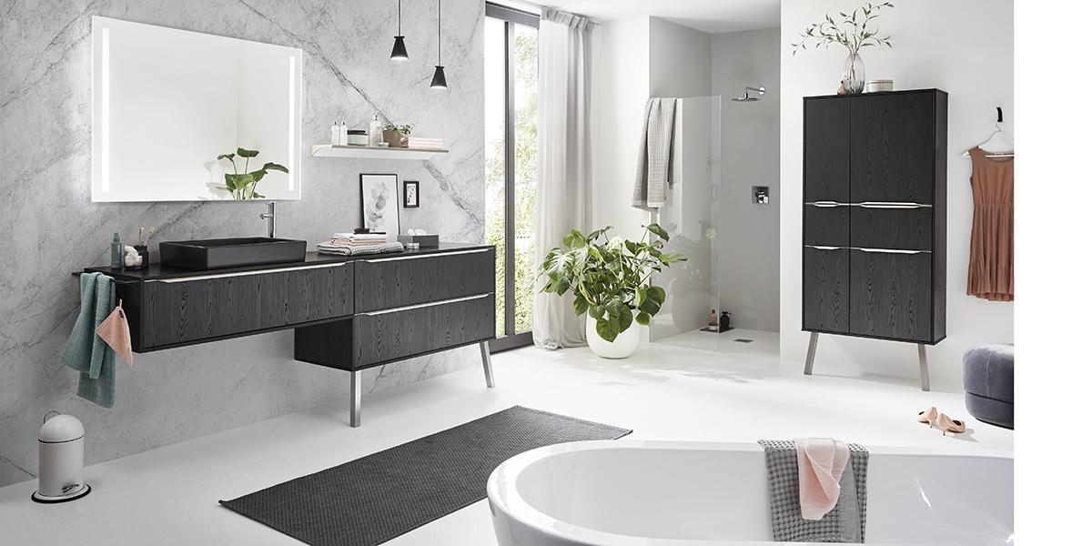 Мебель для ванной STRUCTURA