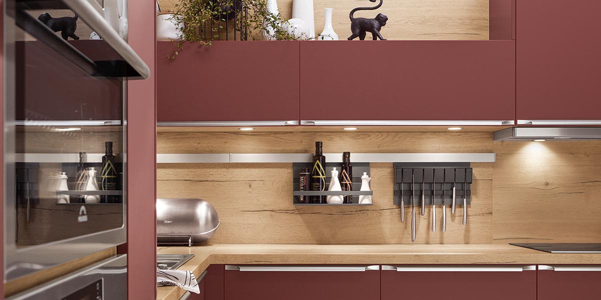Кухня Easytouch 963, nobilia