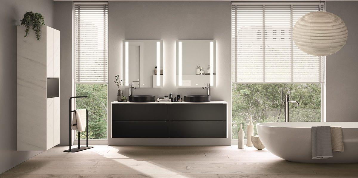 Мебель для ванной Touch340, nobilia