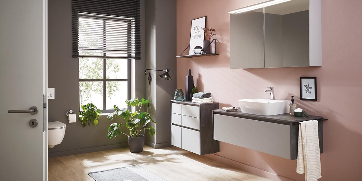 Мебель для ванной Fashion, nobilia
