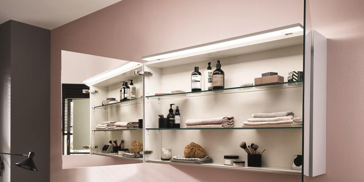 Подвесной шкаф в ванную, Fashion, nobilia