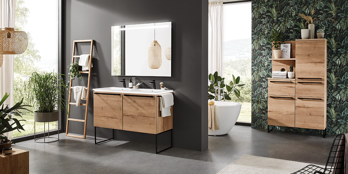 Интерьер ванной Structura405, nobiia