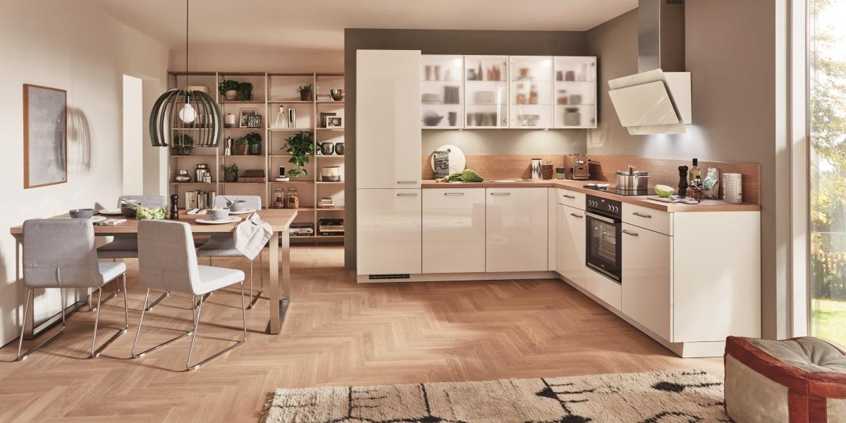 Кухня-столовая, кухня Focus, nobilia