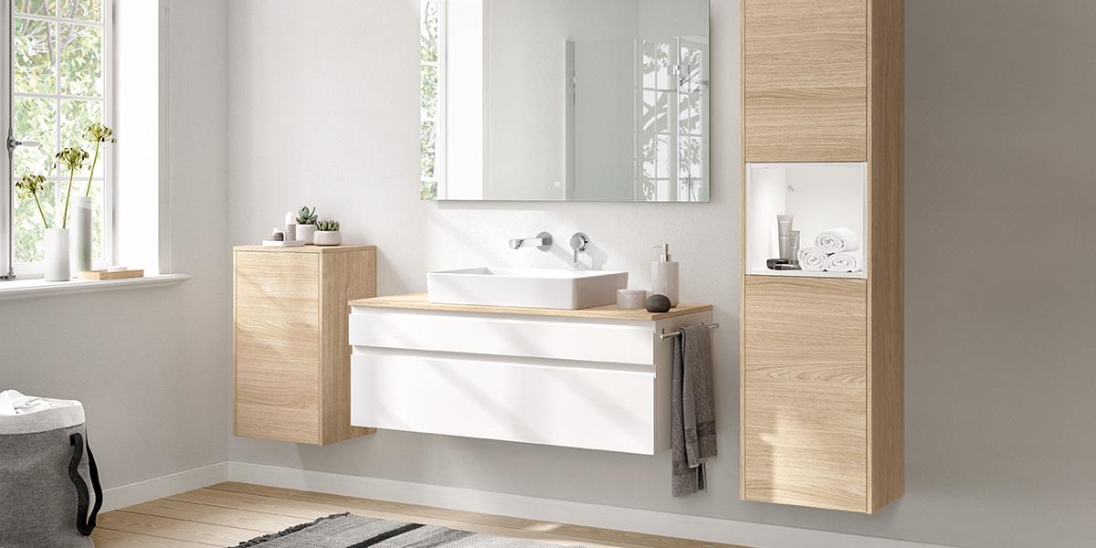 Bathroom Inline551, nobilia