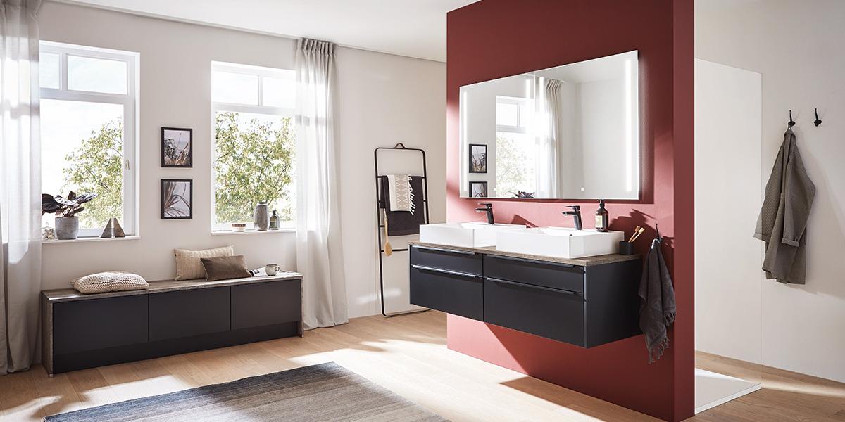 Мебель для ванной Touch340, nobilia2