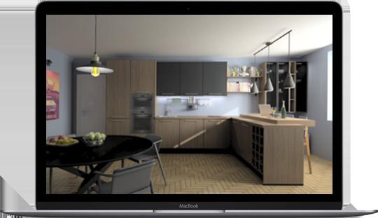 Лучшая 3D программа: идеальное планирование кухни с Winner Design