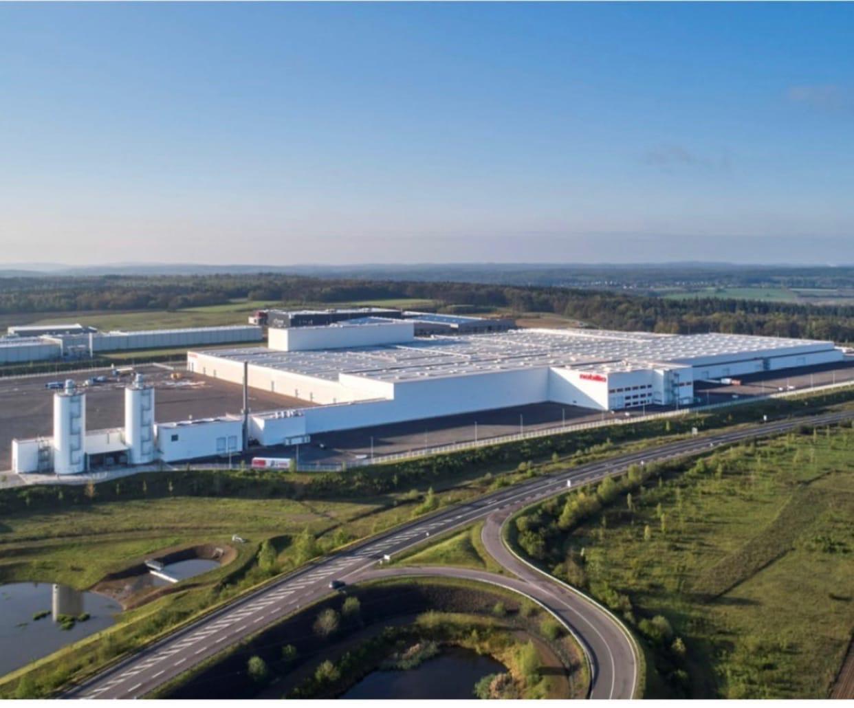 Фабрика nobilia открыла новый завод!
